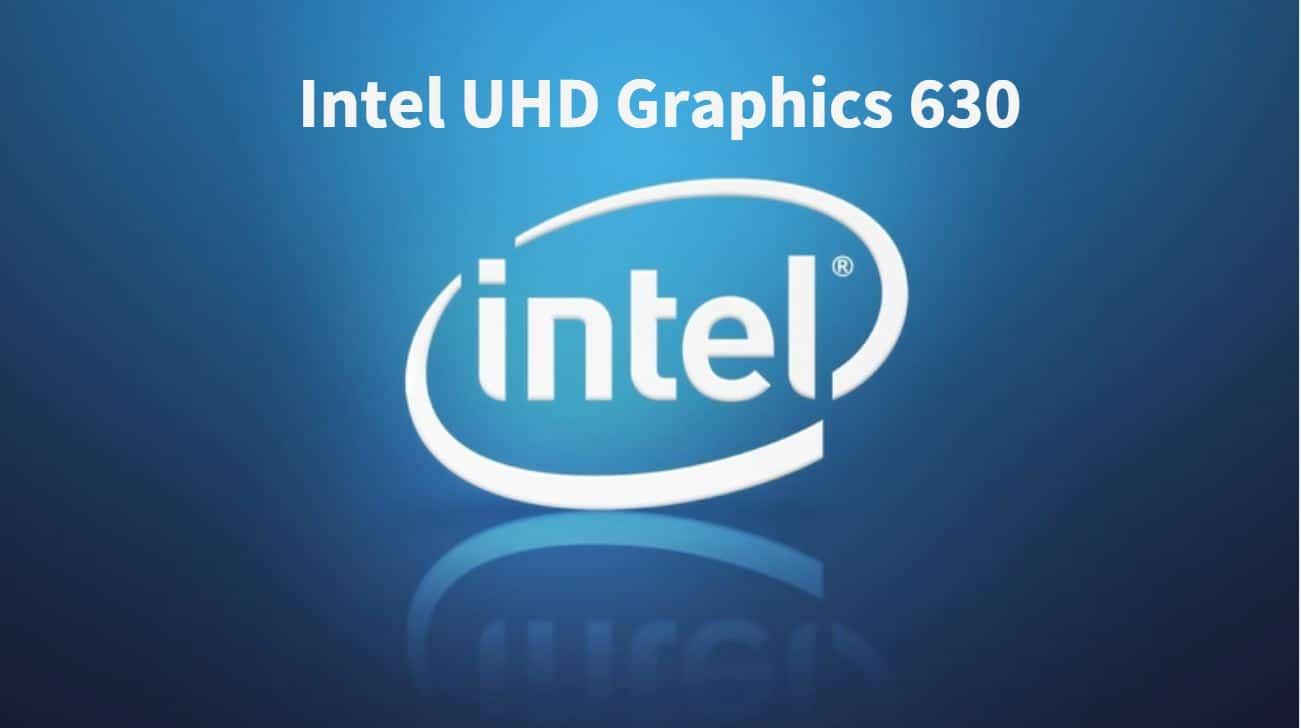 Intel UHD Graphics 630