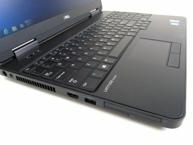 پورت و اتصالات لپ تاپ Dell E5540