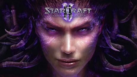 بازی محبوب StarCraft II: Heart of the Swarm