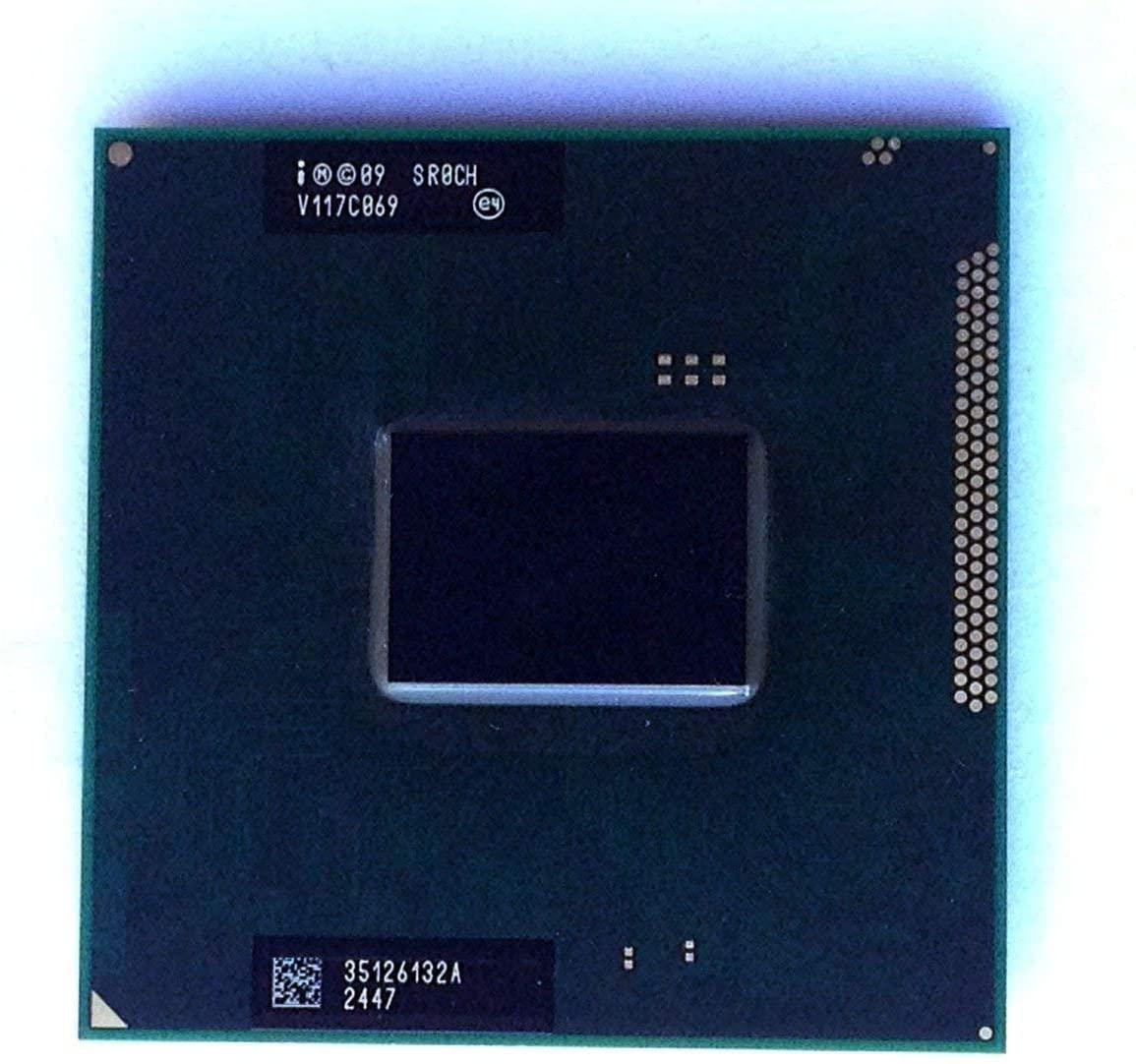 پردازنده مرکزی Intel Core i5 2450M لپ تاپ اچ پی پاویلیون جی 6
