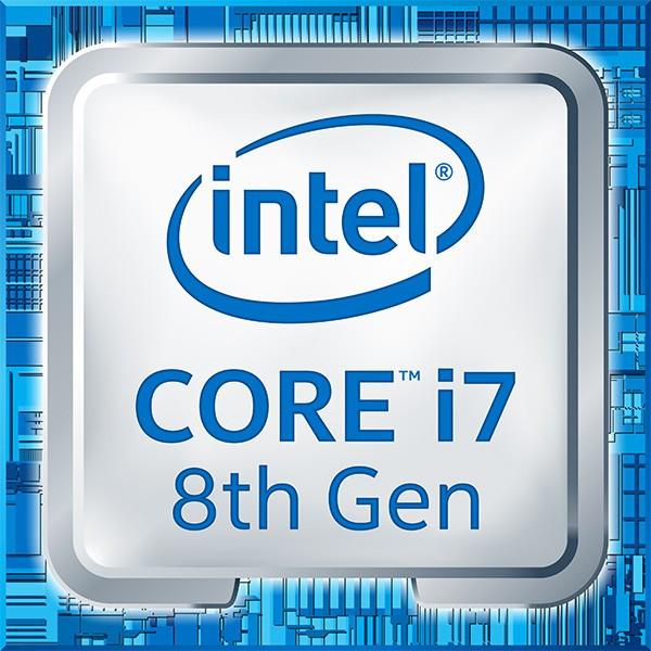 پردازنده مرکزی Intel Core i7 8750H لپ تاپ HP Omen 15-cx0008ca