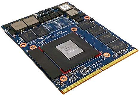 پردازنده گرافیکی Nvidia Quadro P3200 لپ تاپ اچ پی ZBook 17 G5