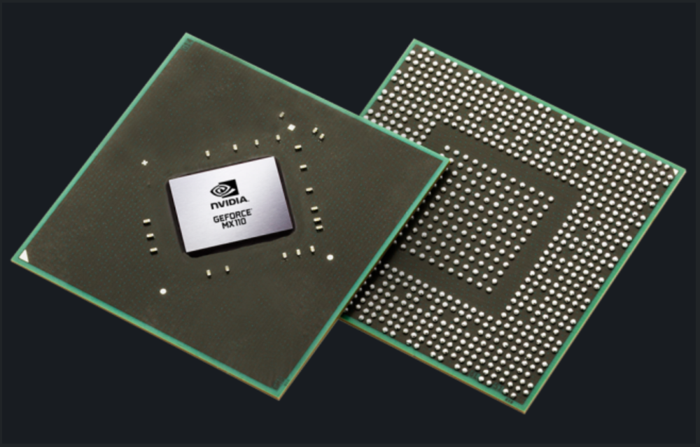 پردازنده گرافیکی NVIDIA GeForce MX110