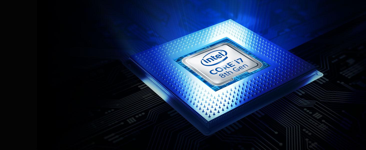 پردازنده مرکزی intel core i7-8750H