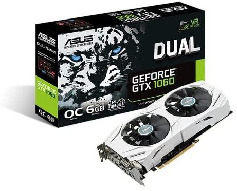 پردازنده گرافیکی nvidia geforce gtx 1060