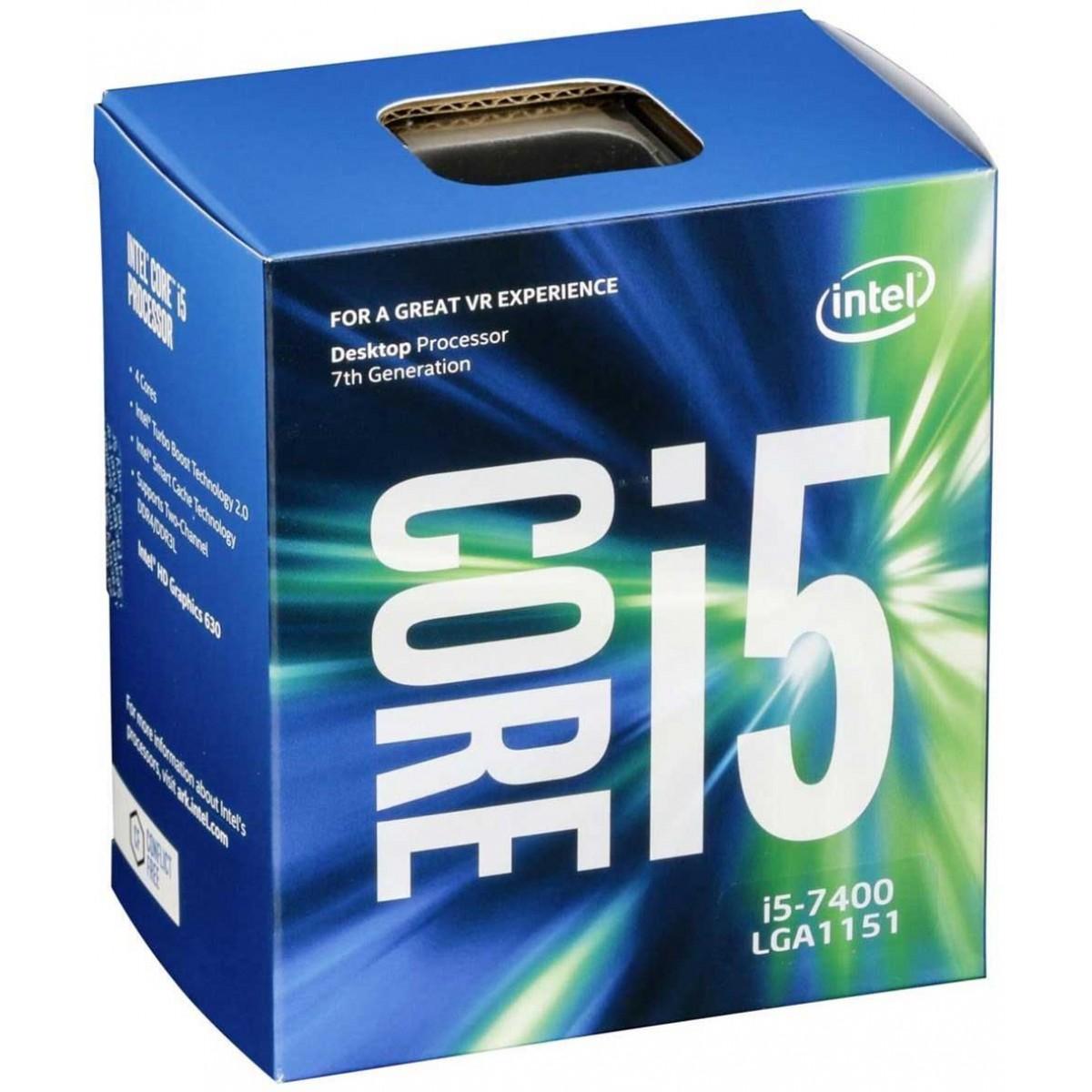 پردازنده مرکزی intel core i5-7200u