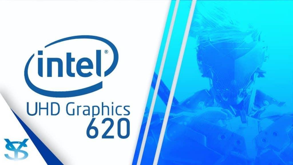 پردازنده گرافیکی intel UHD graphics 620