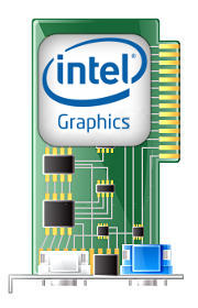 پردارنده گرافیکی intel iris(R) plus 640