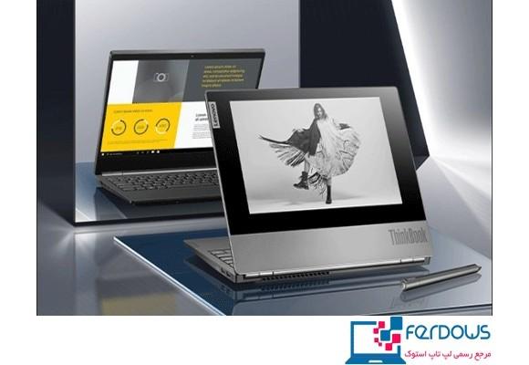 مشخصات، نقد و بررسی لپ تاپ لنوو Lenovo ThinkBook Plus