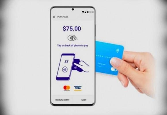 تصور کنید گوشی های ایفون شما مثل کارت خوان عمل کنند.